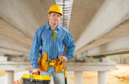 class maintenance: contractor under the bridge