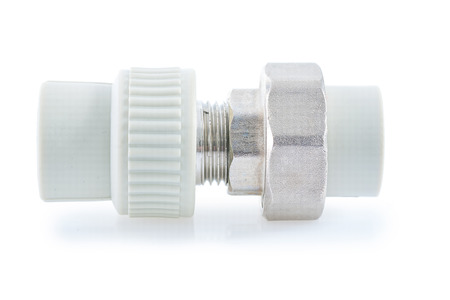 coupling: connector polypropylene tubes