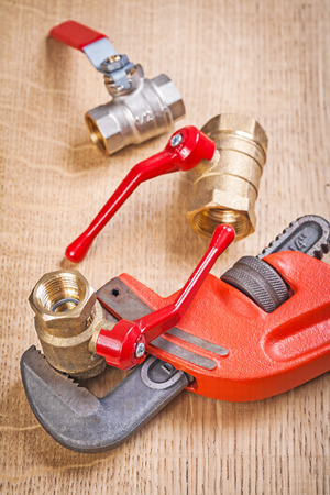 household fixture: composition of plumbers items
