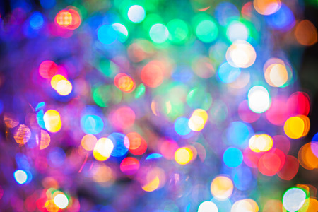 multycolored: multycolored abstract bokeh