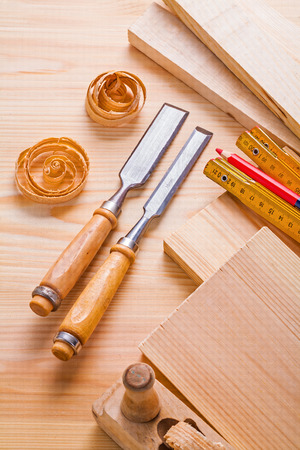 chisels: joiners tools chisels plane meter pencil