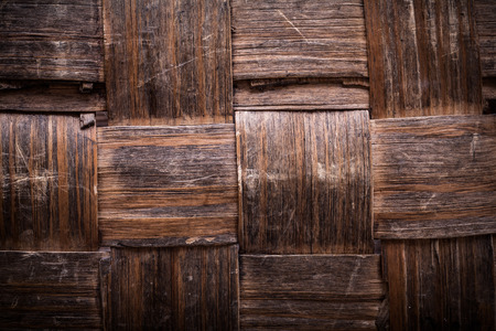 birch bark: Wicker vintage birch bark backgrounds concept.