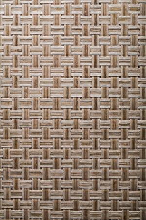 crisscross: Wicker crisscross place matting vertical version.