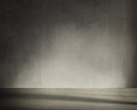 垃圾牆,復古老年灰色內飾染色背景 版權商用圖片