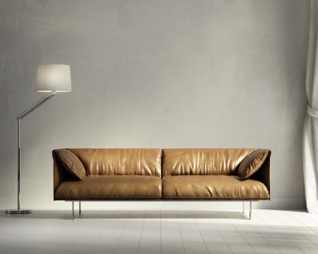 普羅旺斯風格的室內設計的客廳