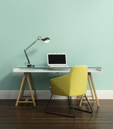 現代家庭辦公