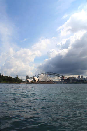 Sydney Opera House - View from Botanical Gardens