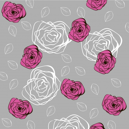 Floral pattern Stock Vector - 18422706
