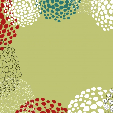Floral pattern Stock Vector - 18422656