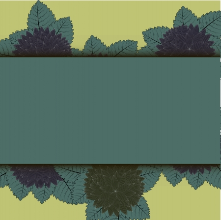 Flowers vector illustration Vector