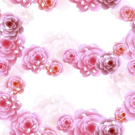 Pattern flowers Stock Photo - 18620072