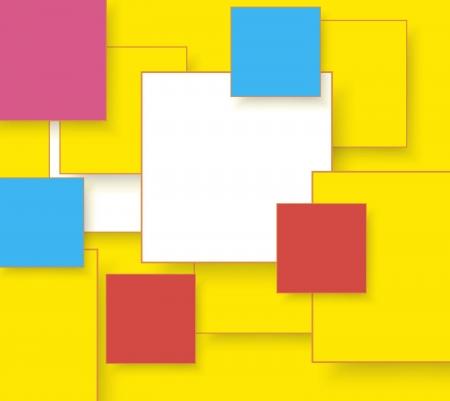 Illustration of 3d background