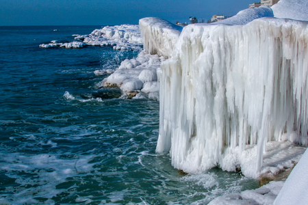 Caspian Sea, Kazakhstan
