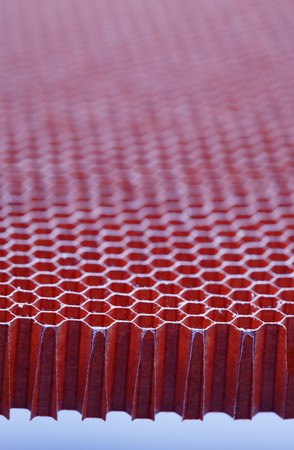 kevlar: Aramid kevlar honeycomb is a composite material known for extreme strength