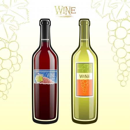 bottled:    Bottled wine