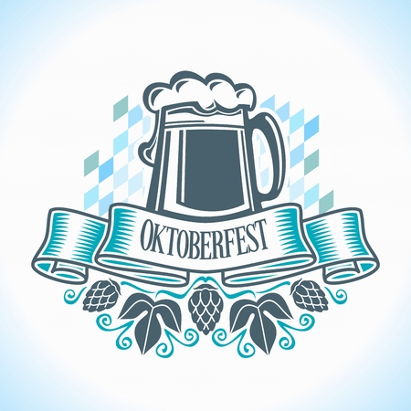 Preview on Oktoberfest Vector