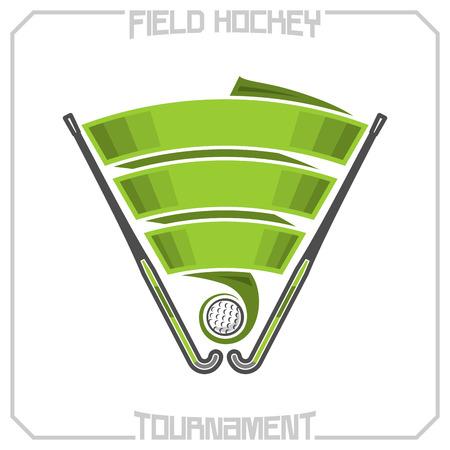 field hockey: Field hockey tournament
