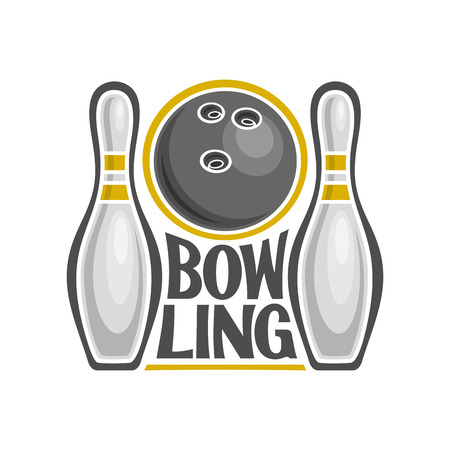 bowling strike: Image on the subject of bowling