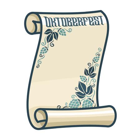 background image: Imagen de fondo para el texto en el tema de la Oktoberfest