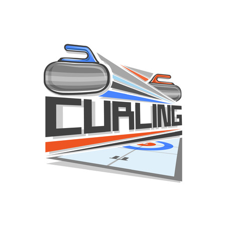 curling stone: Curling logo