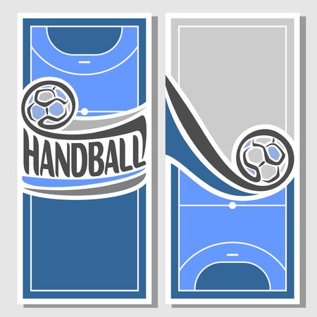 balonmano: Las im�genes de fondo para el texto sobre el tema de balonmano