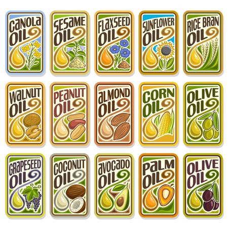 Le tournesol et l'huile d'olive