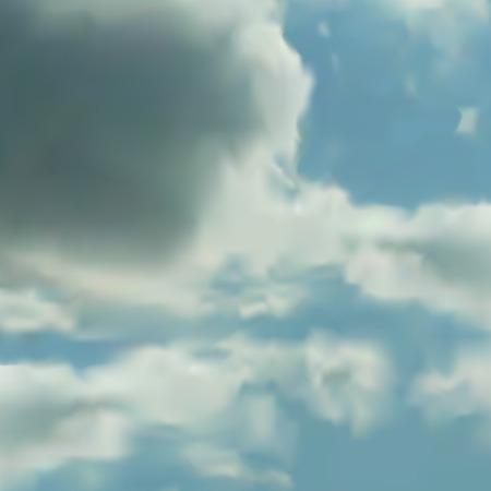 mesh: Clouds. Vector. Mesh