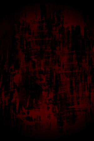 Red grunge background 矢量图像