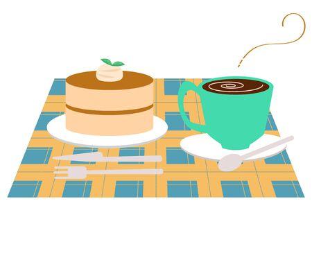 Pancake and Coffee Cafe Menu