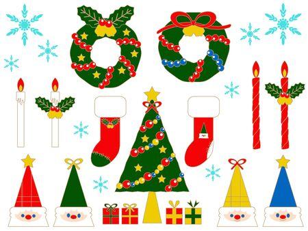 Christmas materials