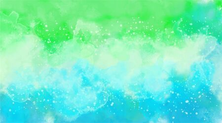 Beautiful wallpaper HD splash watercolor multicolor blue pink, pastel color, abstract texture background.    Rainbow color, sky, brush strokes wash, Galaxy style.