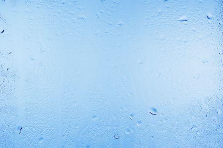 liquid crystal: Wet glass texture