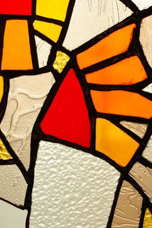 Stained-glass window Stock Photo - 5793226
