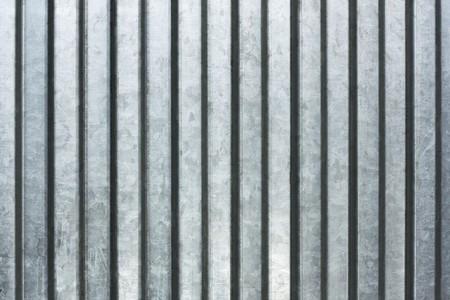 Metall Wellpappe Textur