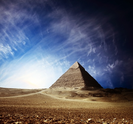 pyramide egypte: R�per pyramides dans la vall�e de Gizeh. �gypte