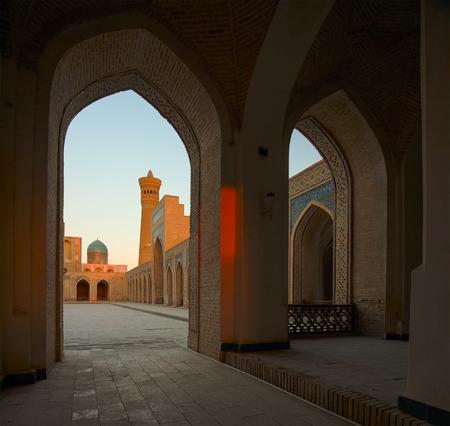 poi: Bukhara