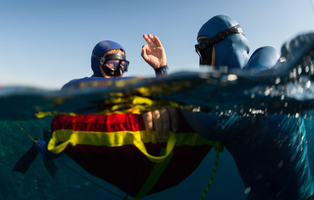 freediver: Freedivers
