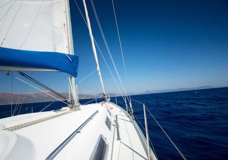 Sailing Zdjęcie Seryjne