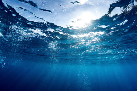 푸른 바다 스톡 콘텐츠