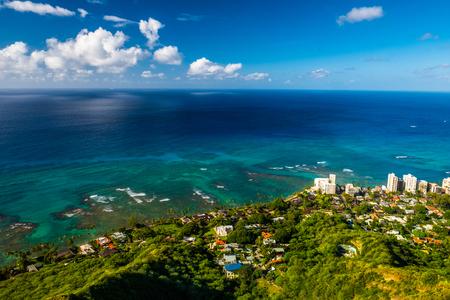 South coast of the island of Oahu, Hawaii