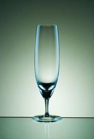 Empty wine glass Stok Fotoğraf