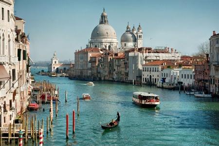 canal: Venice