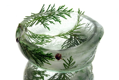 Ice bowl Stok Fotoğraf