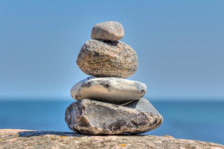 esoterismo: Pirámide de piedra