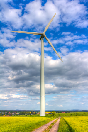 conservation: Pinwheel for  fuel and power generation