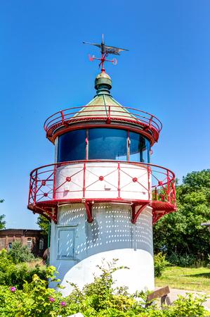 mecklenburg  western pomerania: Cape Arkona on Ruegen island in Germany