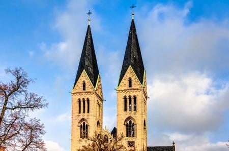stephen: Church of St Stephen and St Sixtus in Halberstadt, Germany