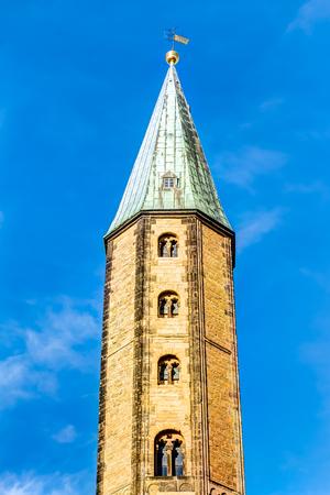 Market Church St Cosmas and Damian in Goslar, Germany
