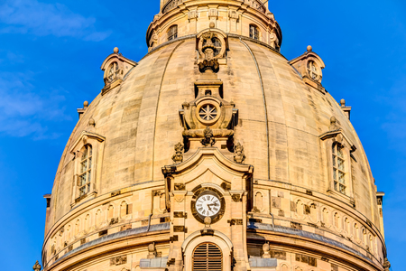Church of our Lady - Frauenkirche in Dresden