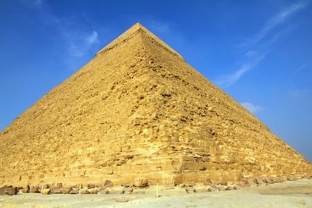pyramide egypte: fameuse pyramide de l'Egypte ancienne � Gizeh au Caire